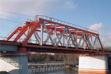 Защита металлических мостов от коррозии